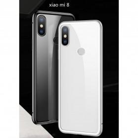 Tempered Glass Case for Xiaomi Mi 8 - White - 4