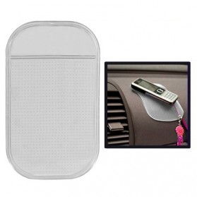 Super Sticky Pad Anti-Slip Mat Mobil - S-CMS-1101B - Transparent