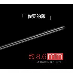TPU Case Luminous Glow In The Dark for Xiaomi Mi 8 - Model Deer - Black - 8