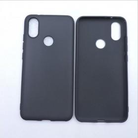 Fine Matte TPU Softcase for Xiaomi Mi A2 / Mi 6X - Black - 4