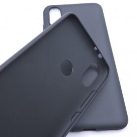 Fine Matte TPU Softcase for Xiaomi Mi A2 / Mi 6X - Black - 5