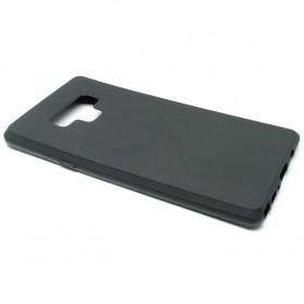Scrub TPU Case for Samsung Galaxy Note 9 - Black - 1