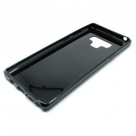 Scrub TPU Case for Samsung Galaxy Note 9 - Black - 3