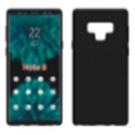 Scrub TPU Case for Samsung Galaxy Note 9 - Black - 4