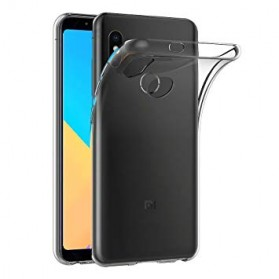 Ultra Thin TPU Case for Xiaomi Mi 6X / Mi A2 - Transparent