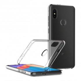 Ultra Thin TPU Case for Xiaomi Mi 6X / Mi A2 - Transparent - 2