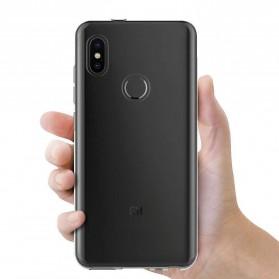 Ultra Thin TPU Case for Xiaomi Mi 6X / Mi A2 - Transparent - 3