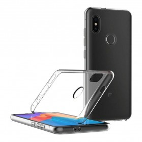 Ultra Thin TPU Case for Xiaomi Redmi 6 Pro / Redmi A2 Lite - Transparent - 2