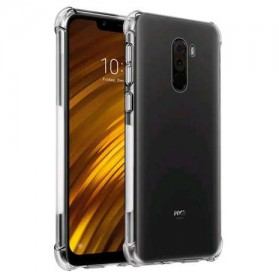 Anti Crack Case for Xiaomi Pocophone F1 - Transparent