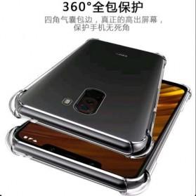 Anti Crack Case for Xiaomi Pocophone F1 - Transparent - 2