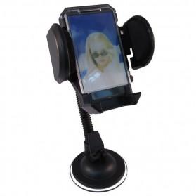 Redtree Car Holder for Mobile Phone - Tripod-4 - Black - 2