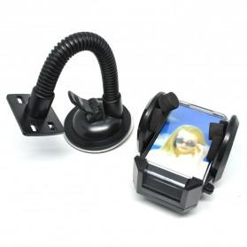 Redtree Car Holder for Mobile Phone - Tripod-4 - Black - 3