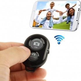 Tomsis Bluetooth 3.0 Remote AB Shutter - Black