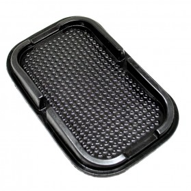 Multi-functional Car Anti-Slip Pad Rubber for Phone - A-AS-001 - Black - 2