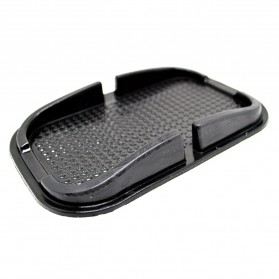 Multi-functional Car Anti-Slip Pad Rubber for Phone - A-AS-001 - Black - 3