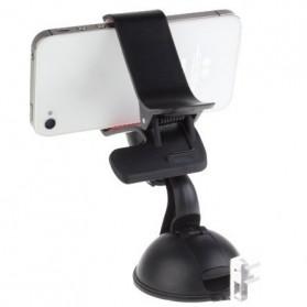 Lazy Tripod Car Mount Holder for Smartphone - WF-319 - Black - 3