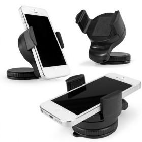 Lazy Tripod Car Mount Holder for Smartphone - WF-310 - Black - 2