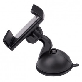 EMIUP Lazy Tripod Car Mount Holder for Smartphone - WF-219 - Black