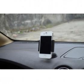 EMIUP Lazy Tripod Car Mount Holder for Smartphone - WF-219 - Black - 5
