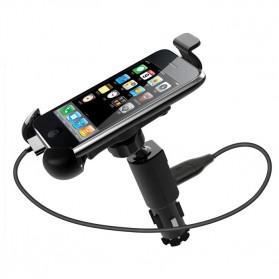 Car Cigarette Mount Holder for Smartphone - CH411 - Black