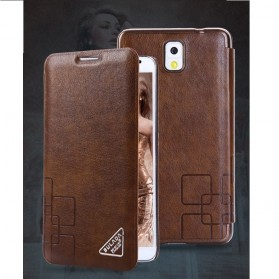 SULADA Core Series Case for Samsung Galaxy Note 3 - Brown