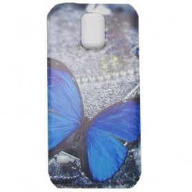 Painting Phone Plastic Case for Samsung Galaxy S5 - A47