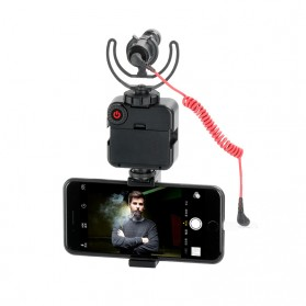 Ulanzi Video Light DSLR Smartphone 49 LED - W49 - Black - 3