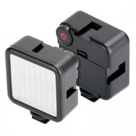 Ulanzi Video Light DSLR Smartphone 49 LED - W49 - Black - 4