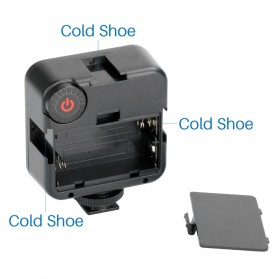 Ulanzi Video Light DSLR Smartphone 49 LED - W49 - Black - 5