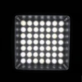 Ulanzi Video Light DSLR Smartphone 49 LED - W49 - Black - 6