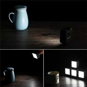 Ulanzi Video Light DSLR Smartphone 49 LED - W49 - Black - 10