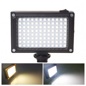 Ulanzi Video Light DSLR Smartphone 96 LED - VL-1 - Black