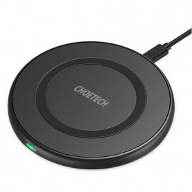 CHOETECH Qi Wireless Charger Fast Charging 10W - T526-S - Black