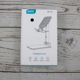 CHOETECH Foldable Smartphone Tablet Stand Holder - H88 - Black - 7