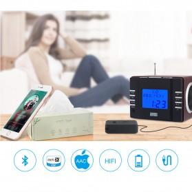August aptX Bluetooth Receiver 3.5mm - MR230 - Black - 2