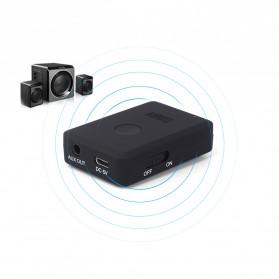 August aptX Bluetooth Receiver 3.5mm - MR230 - Black - 4