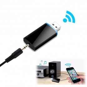 USB Bluetooth Receiver 3.5mm - BLS-B1 - Black