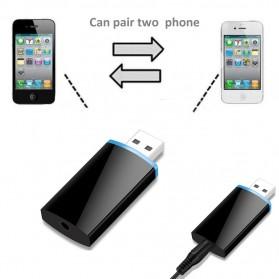 USB Bluetooth Receiver 3.5mm - BLS-B1 - Black - 2