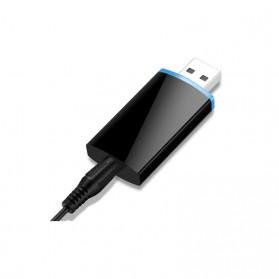 USB Bluetooth Receiver 3.5mm - BLS-B1 - Black - 8