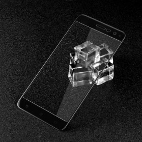 Zilla 3D Full Protect Tempered Glass Curved Edge 9H for Asus Zenfone 3 ZE520KL - Black - 2