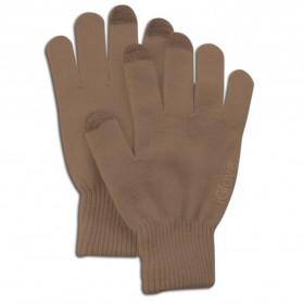 iGlove Sarung Tangan Touch Screen Untuk Smartphones & Tablet - Pink - 4