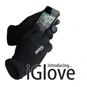 iGlove Sarung Tangan Touch Screen Untuk Smartphones & Tablet - Dark Gray - 2