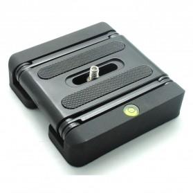 WINOTAR Tripod Z Flex Pan Tilt Head Flexible Plastic for DSLR Camera - 77012 - Black - 2