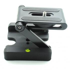 WINOTAR Tripod Z Flex Pan Tilt Head Flexible Plastic for DSLR Camera - 77012 - Black - 3
