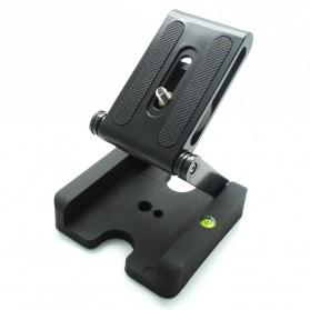WINOTAR Tripod Z Flex Pan Tilt Head Flexible Plastic for DSLR Camera - 77012 - Black - 4