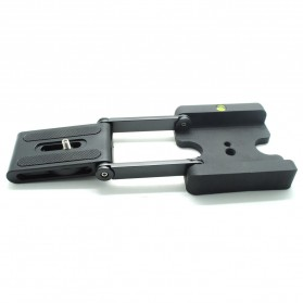 WINOTAR Tripod Z Flex Pan Tilt Head Flexible Plastic for DSLR Camera - 77012 - Black - 6