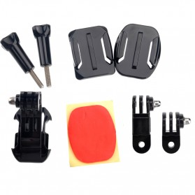 Helmet Front Mount for Xiaomi Yi / Xiaomi Yi 2 4K / GoPro Hero - GP20