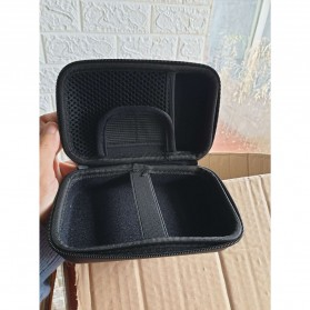 Tas Kamera EVA Case PU Leather Bag for Polaroid Snap Touch - CS089 - Black - 3