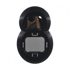 Centechia Close-up Lens with Selfie Mirror for Instax Mini 9 7s 8 Plus - C1225-01 - Black