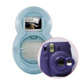 Centechia Close-up Lens with Selfie Mirror for Instax Mini 9 7s 8 Plus - C1225-01 - Black - 3
